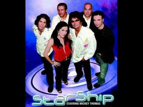Starship - Good Heart - Mickey Thomas