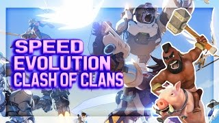 Speed Evolution Clash Of Clans