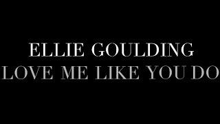 [Full Cover] Ellie Goulding - Love me like you do  [by Kuro Kisaki]