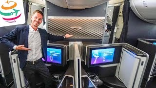 Stylish!  British Airways First Class der Boeing 787-9 | GlobalTraveler.TV