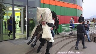 Захватывающая Кража невесты в Осетии
