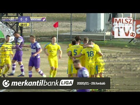 Kolorcity Kazincbarcika SC - Békéscsaba 1912 Előre | 1-0 (0-0) | 29. forduló thumbnail