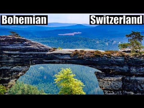 FORGET PRAGUE ! (VISIT HERE INSTEAD) - BOHEMIAN SWITZERLAND, CZECH REPUBLIC PART 1