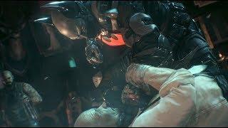 Batman: Arkham Knight (PC)(Batman Beyond Walkthrough)[Part 6] - Gunrunner [1080p60fps]