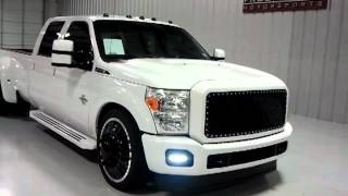 2011 ford f350 dually crew cab