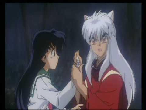 inuyasha the movie affections touching across time part