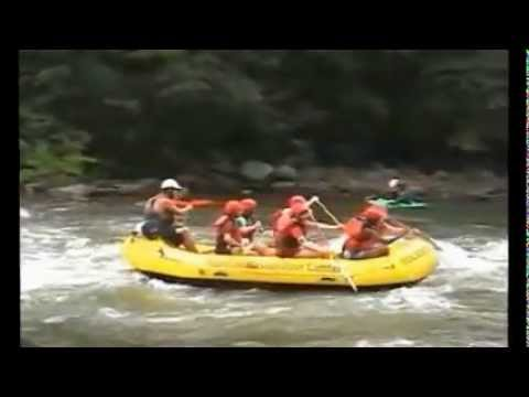 Federal Service Language Academy 2012 - White Water Rafting