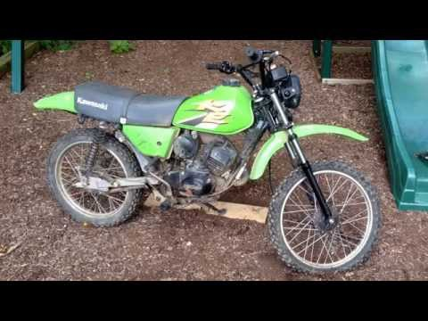 2000 Kawasaki KE100 Rebuild