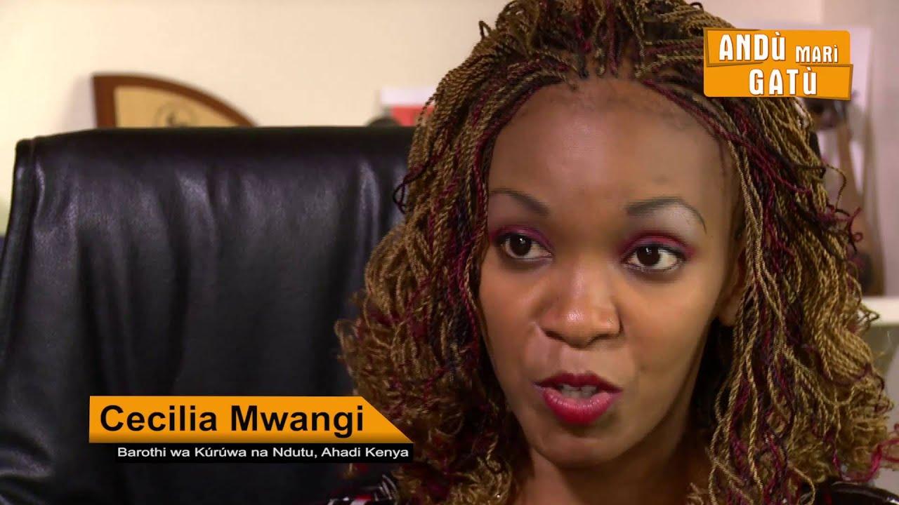 Who is cecilia mwangi dating