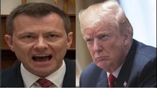 TRUMP TORCHES STRZOK AFTER BEING FIRED FROM FBI !