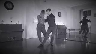 Jakub Grzybek & Patrycja Cisowska- Tango Online Lesson 6