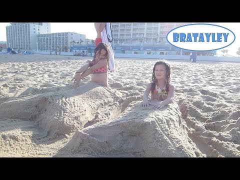 Beach Mermaids (WK 184.3) | Bratayley