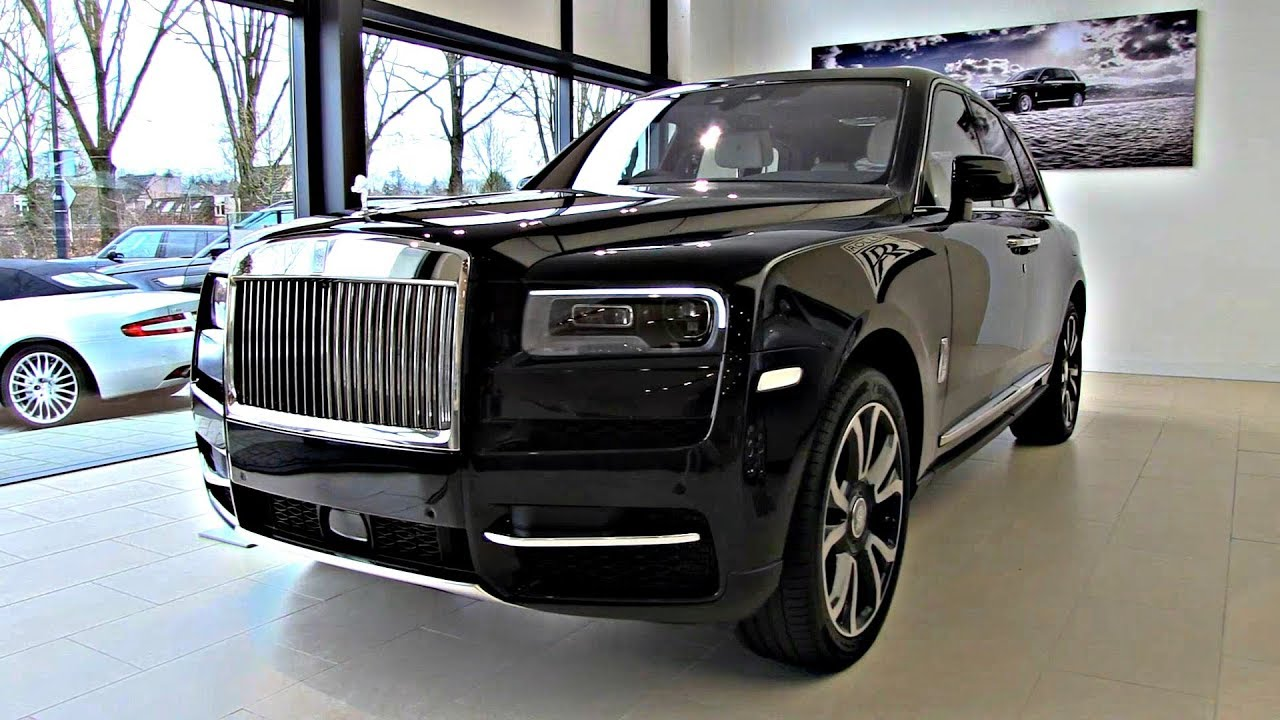 2019 Rolls-Royce Cullinan - NEW FULL Review Interior Exterior Infotainment