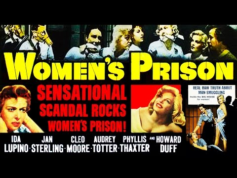 Women's Prison (1955) Trailer - B&W / 2:04 mins