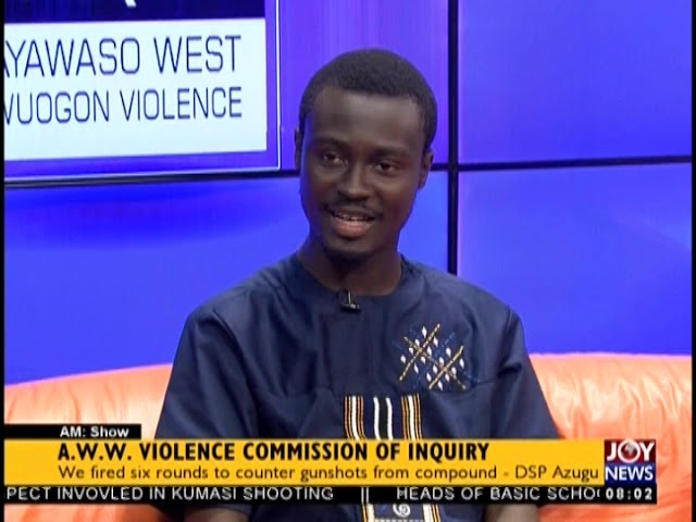 AWW Violence Commission Of Inquiry - AM Show on JoyNews (19-2-19)