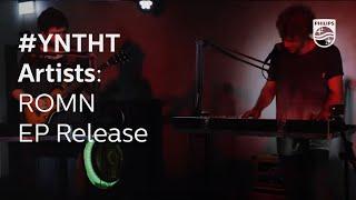 """#YNTHT: ROMN in Concert """"Kerosene"""" 4/5 live (EP Release MMXV)"""