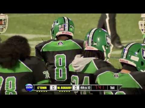 Game of the Week: North Division 8 Quarter Finals - Charlestown Townies vs. West Roxbury Raiders