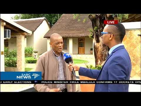 ANC Looks Forward To Ramaphosa's Presidency - Ace Magashule