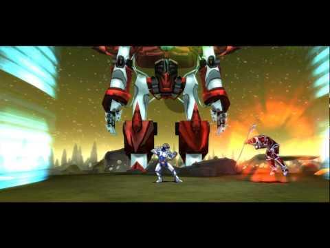 Прохождение игры Могучие рейнджеры битвы века. #3. ФИНАЛ! Выбор Зедда!