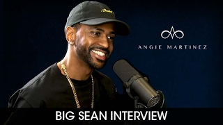 Big Sean Talks 'I Decided' Album, That Roc-A-Fella Chain, Eminem Collabo + Recognition