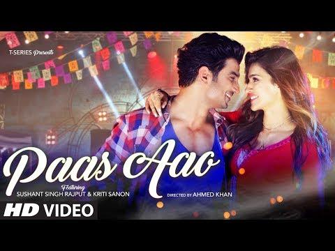 Paas Aao Song | Sushant Singh Rajput Kriti Sanon | Amaal Mallik Armaan Malik Prakriti Kakar