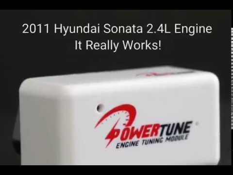 Project: SONATA - Powertune Performance Chip [IT Works!]