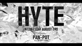 Pan-Pot ? HYTE - Amnesia Terrace 2016 (Part 1)
