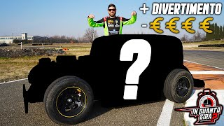 "THE CHEAPEST AND MOST FUN RACE CAR IN THE WORLD! ""HOW FAST DOES IT GO?"" EP.6 LEGEND CAR"