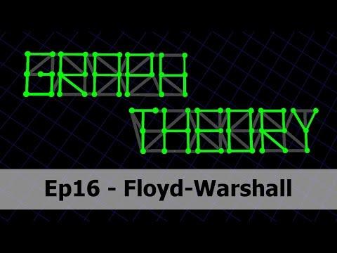 Floyd-Warshall Algorithm - Graph Theory 16