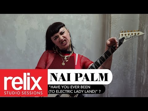 """""""Have You Ever Been (To Electric Ladyland)""""   Nai Palm   10/11/17   Relix Studio Sessions"""
