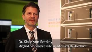 CeBIT 2015 heute in Hannover eröffnet
