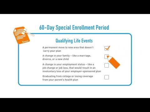 Open Enrollment for Affordable Care Act (Obamacare) Health Insurance