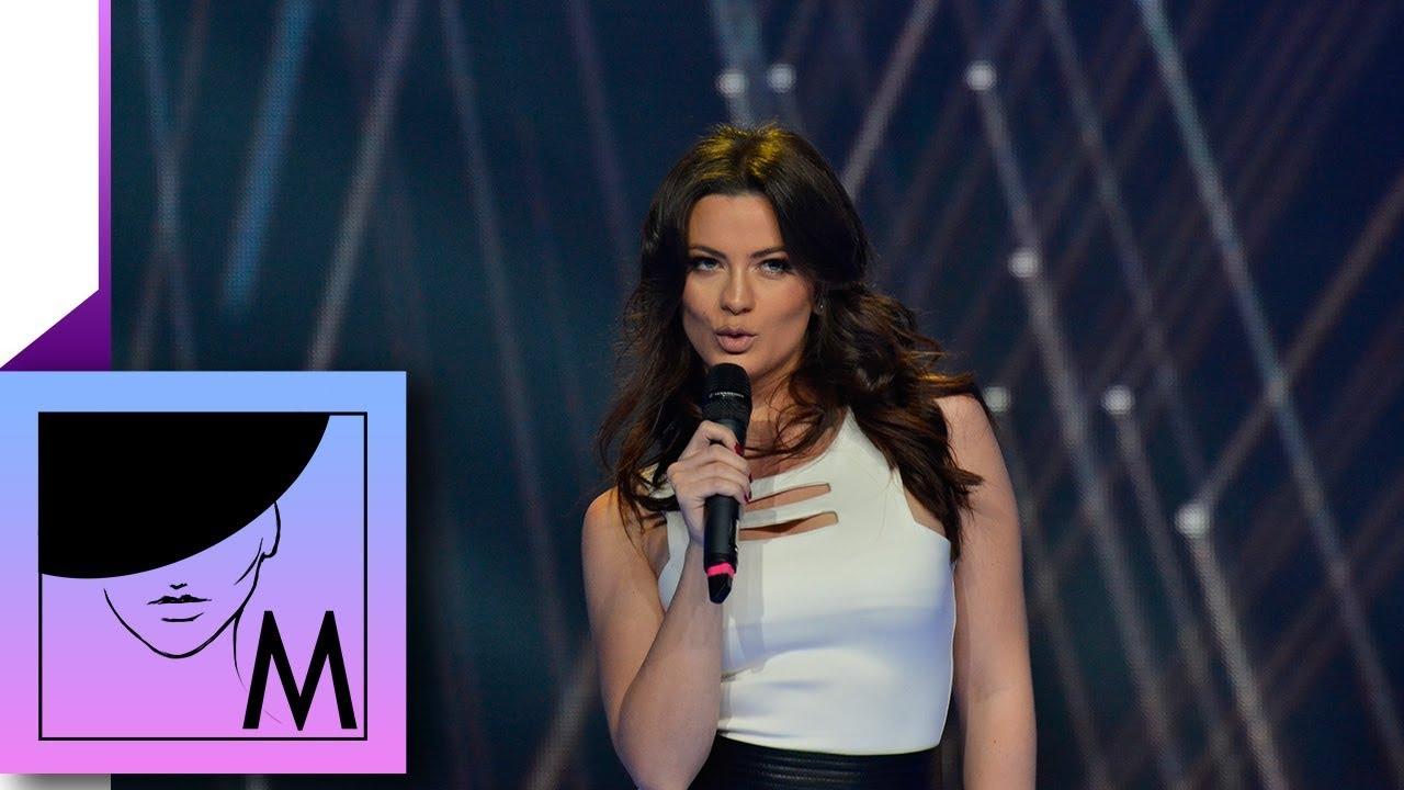 Milica Pavlovic - Operisan od ljubavi - Stage Performance - (TV Grand 26.12.2017.)