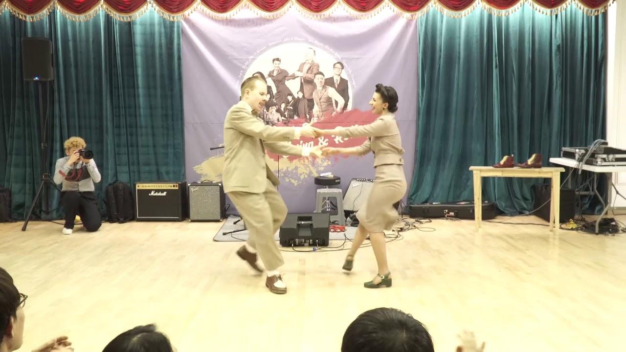 SSR 2018 |  Teacher's Demo - Nils & Bianca