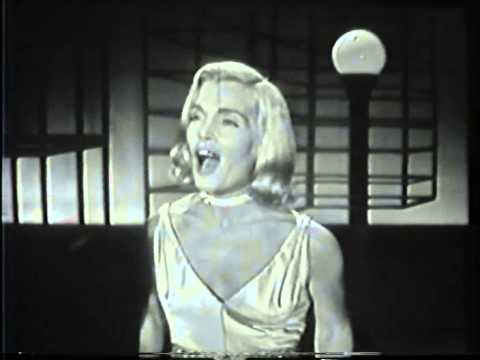 Lizabeth Scott, He Is a Man, 1958 Live TV Performance