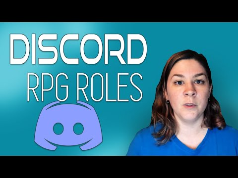 Setting Up Your Discord RPG - Part 1