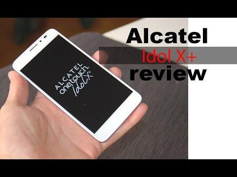 Alcatel Idol X+ review (en español)
