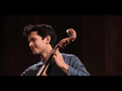 Ashok Klouda - Bach Cello Suite No.1