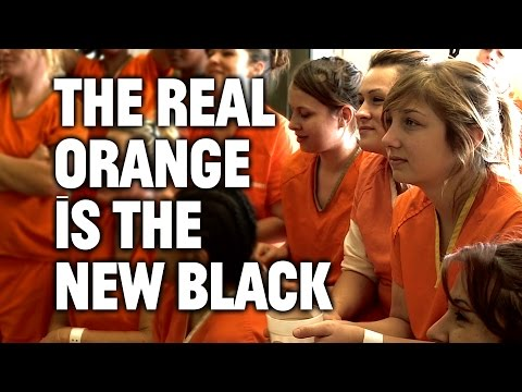 Life Inside a California Women's Prison: The Real Orange is