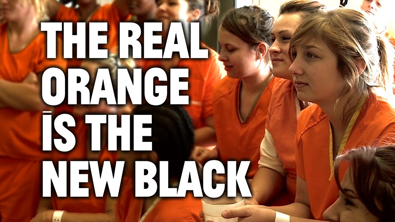 is orange is the new black realistic