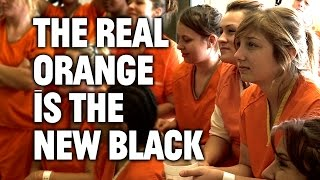 Life Inside a California Women s Prison: The Real Orange is the New Black