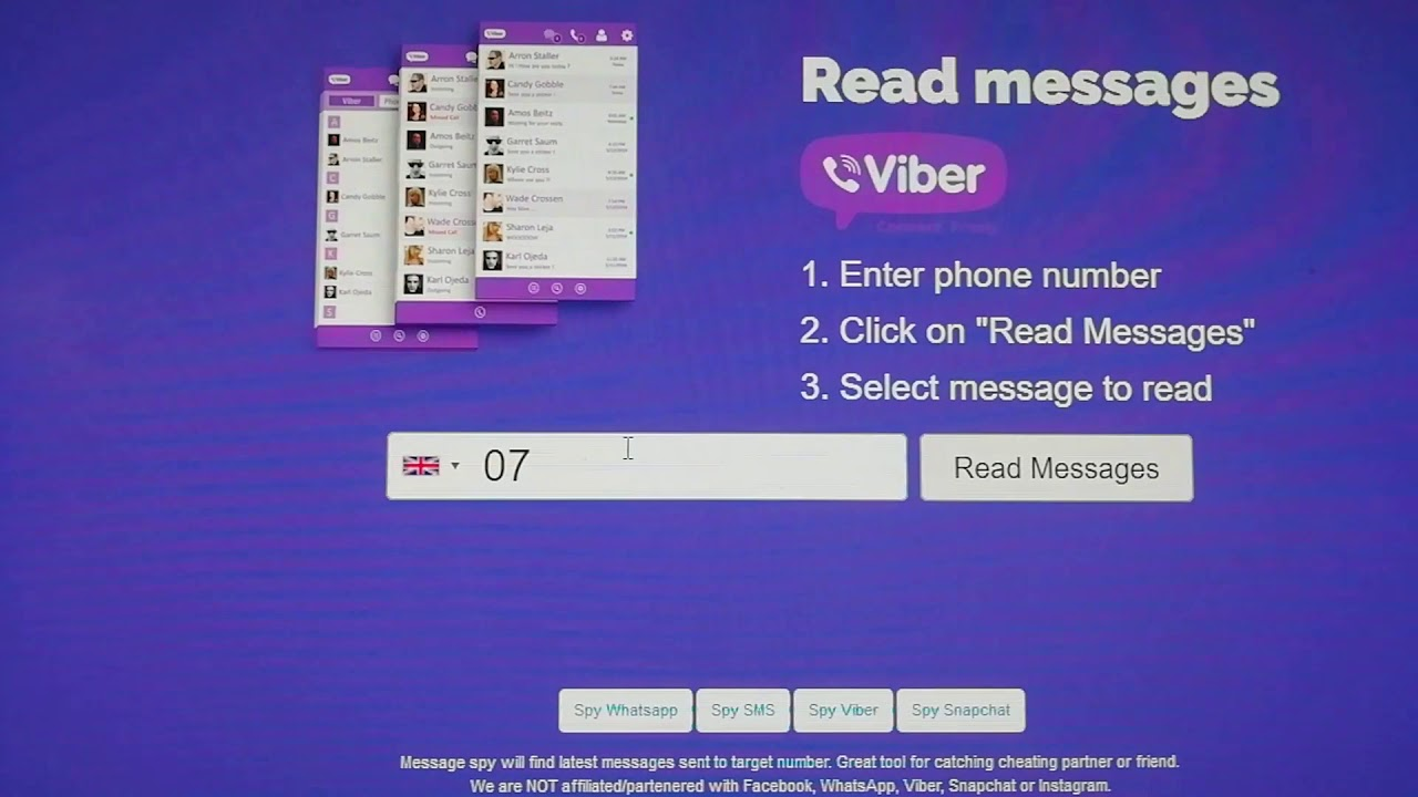 How to read Viber messages online [Tutorial]
