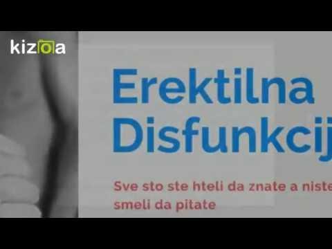 Erektilna disfunkcija - Impotencija kod muskaraca, simptomi, forum (VIDEO)
