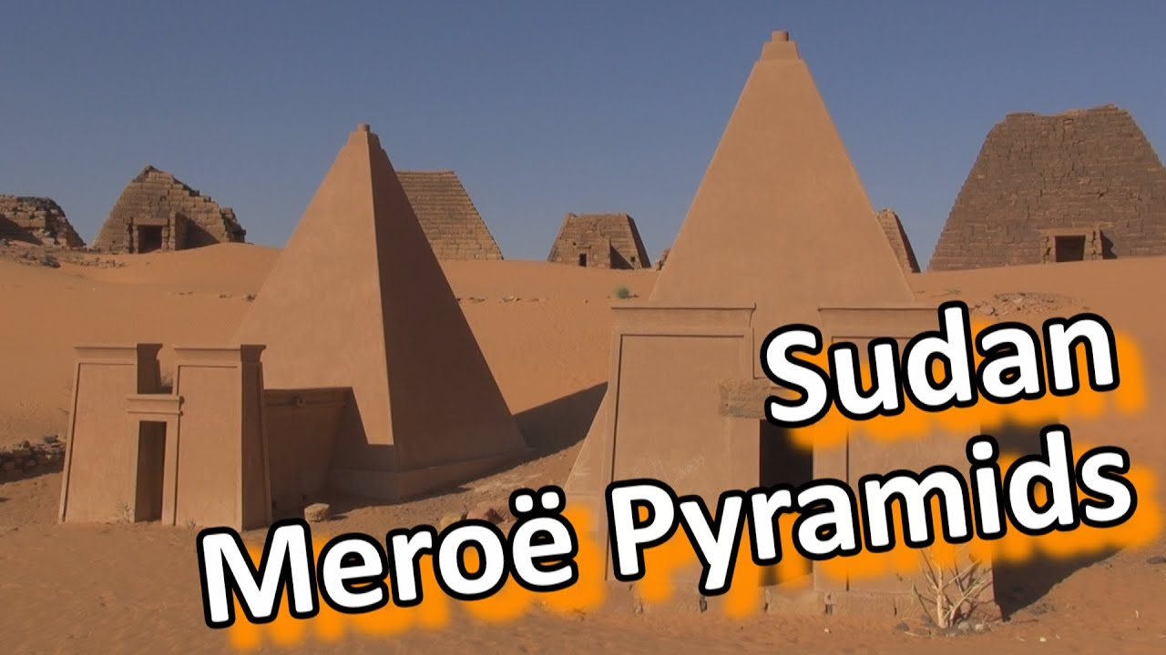 the pyramids of sudan Dna tests should shed light on the relation between the bones, while further  items are expected to be recovered from another of the pyramid's.
