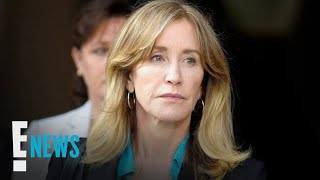 Felicity Huffman Faces One Month in Prison | E! News