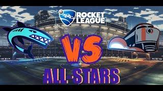 Express VS Pro Sharks - Rocket League | All-Stars Season | Week 8 of 39 | Gameplay #8
