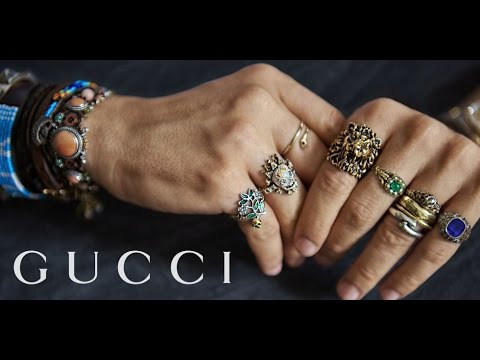 Gucci Haul , How to dress up your hands like Alessandro Michele,  Accessories Rings