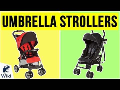 10 Best Umbrella Strollers 2020