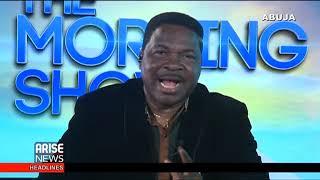 Mike Ozekhome analyses Buhari's executive order 06 travel ban on high profile Nigerians - Pt 1