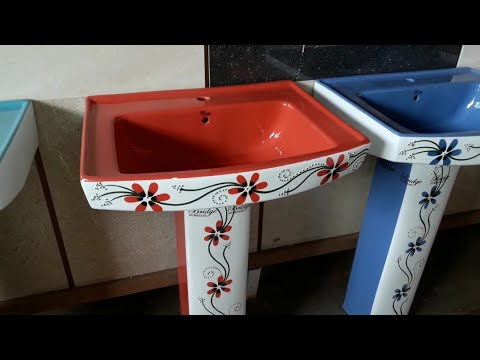 Wash basin design ideas for 16 × 34 house